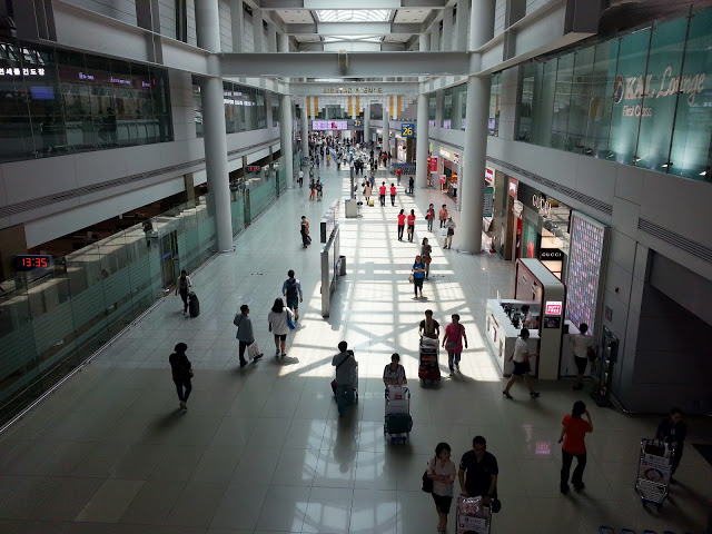 Incheon Concourse