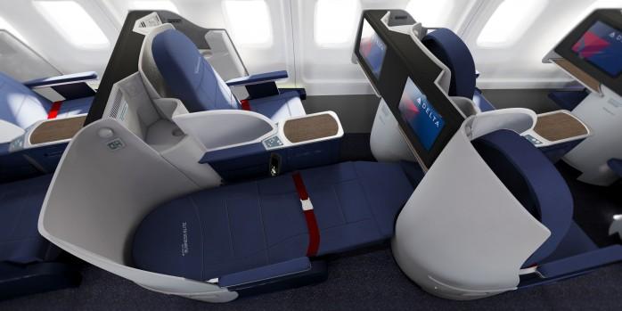 Delta 757 Flat Beds