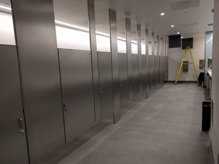 Terminal 1 Bathroom LAX