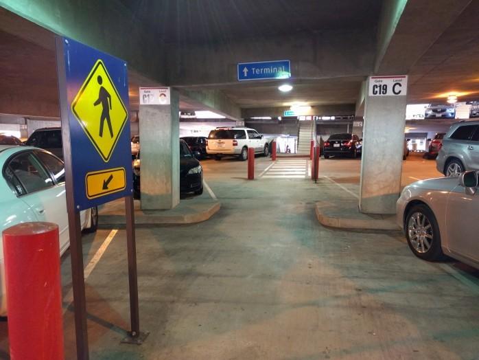 Path From Hyatt Regency DFW to Terminal C