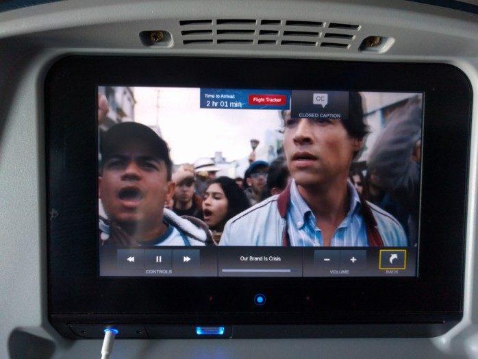 Delta 737-900ER Movie