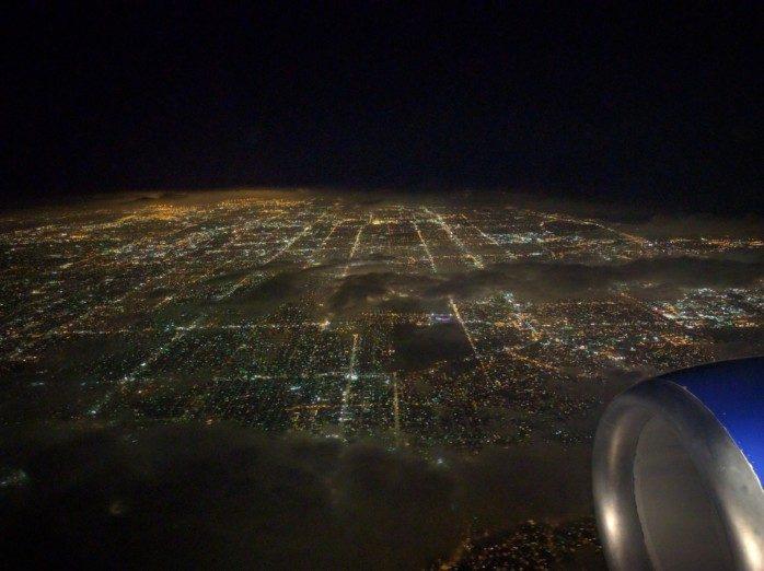 The LA Basin