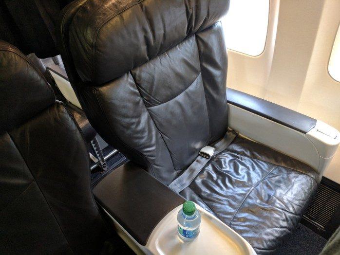A Pleasant Alaska First Class Flight to Puerto Vallarta and