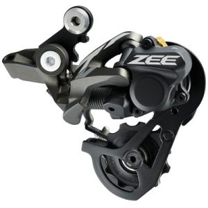 Shimano Rear Derailleur, RD-M640-SS, ZEE, 10-Speed Top-Normal, Shadow Plus Design, Direct Attachment, for DH, 11-23/11-28T