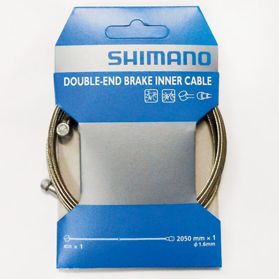 Shimano Double END Brake Inner Cable