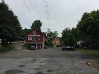 Historic Cannondale Village.