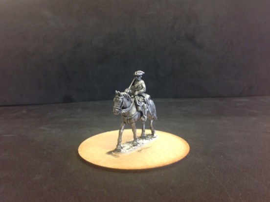 British Dragoon Trooper
