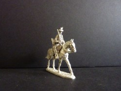 Mounted Fusilier de Morliere Trooper