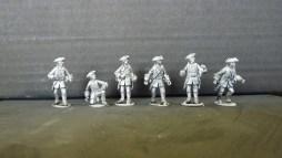 Savoia Artillery crew