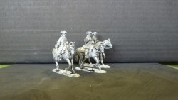 French Garde Cavalry command