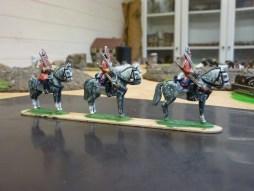 Scots Greys/Horse Grenadier trooper