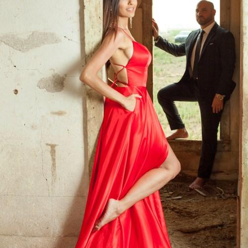 Oscar + Graciele Wedding engagment video