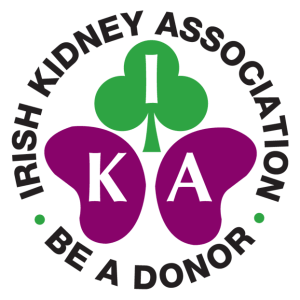 Irish kidney association logo