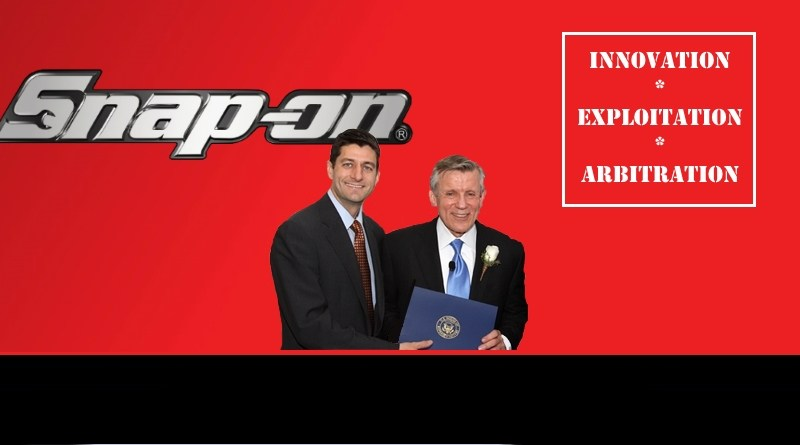 "Snap-on CEO Nicholas ""Pinchy"" Pinchuck Spills the Beans, Admits to Exploiting Franchisees"