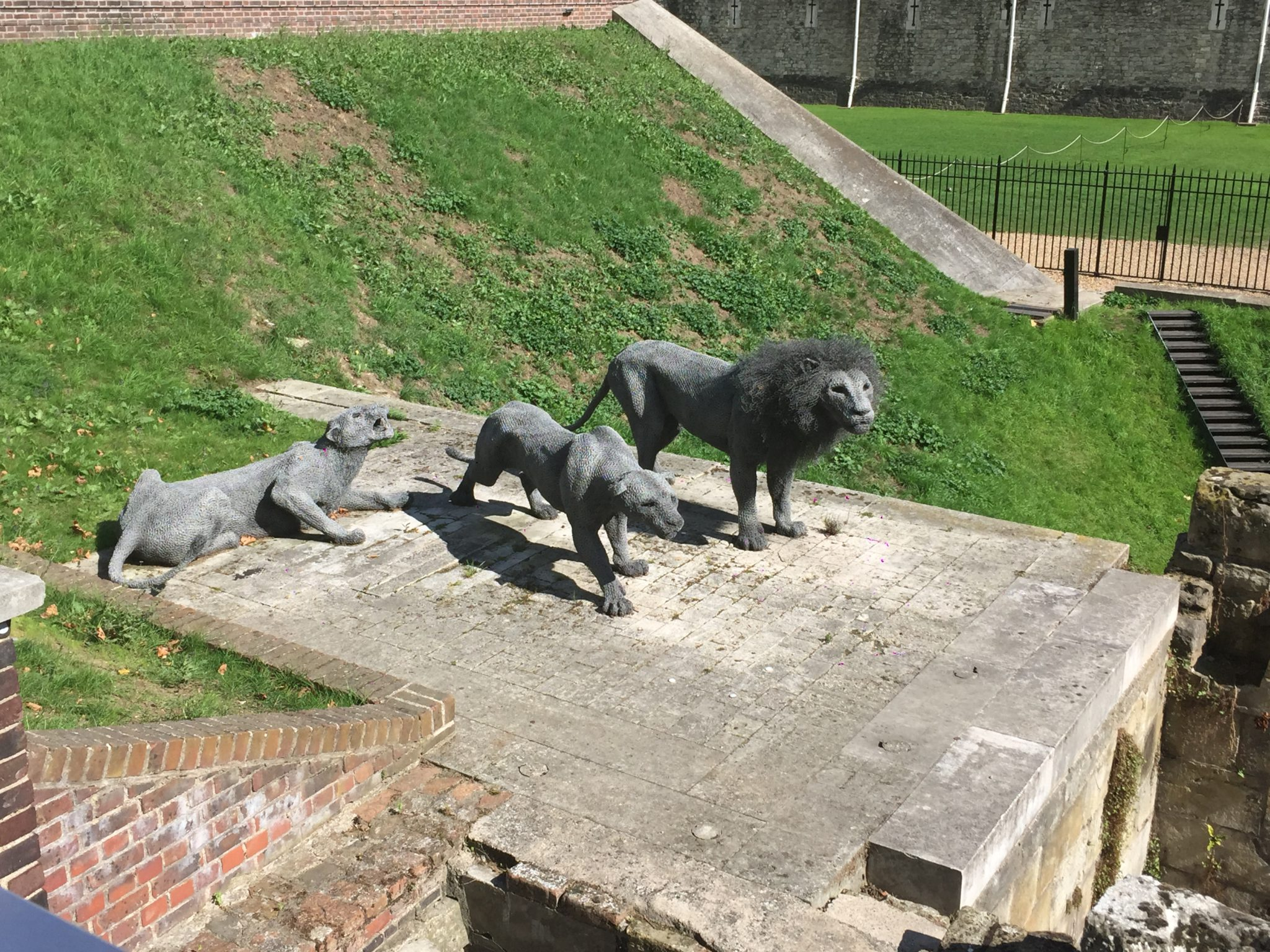 Les gardiens de la tour de Londres