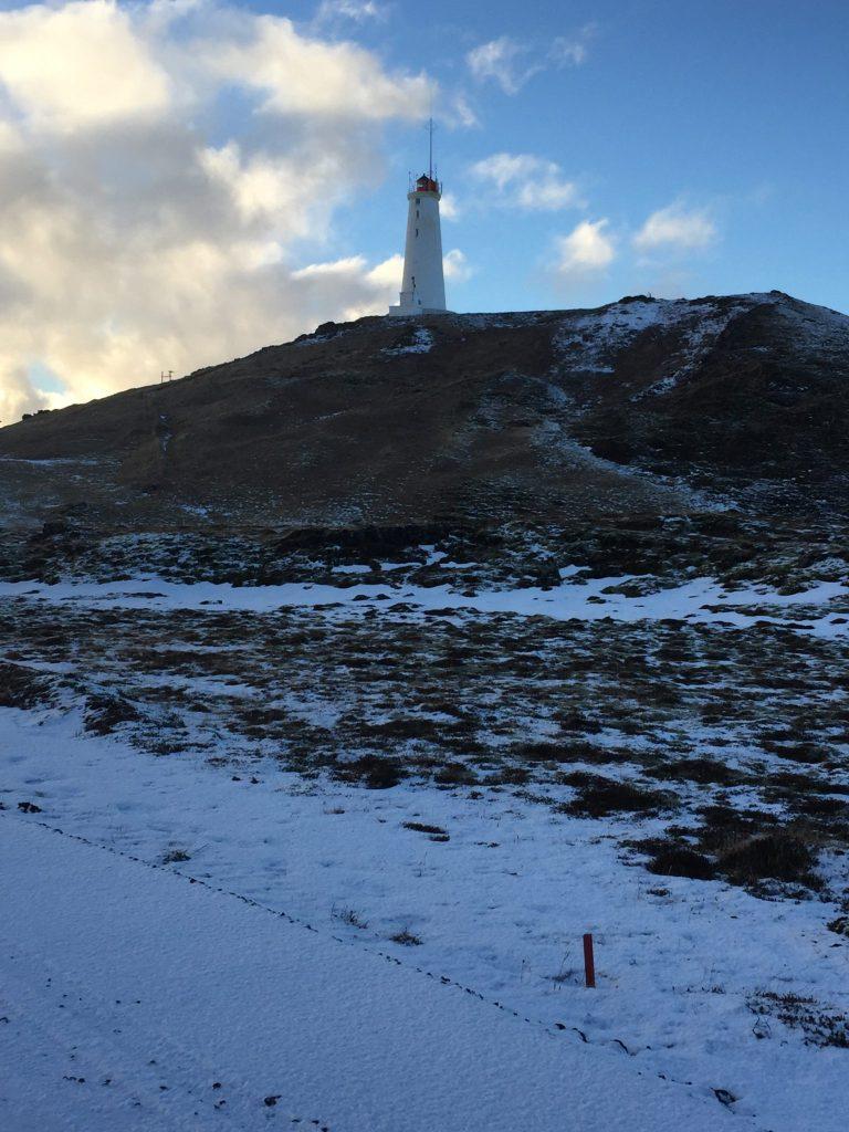 Phare Gunnhuver - Islande