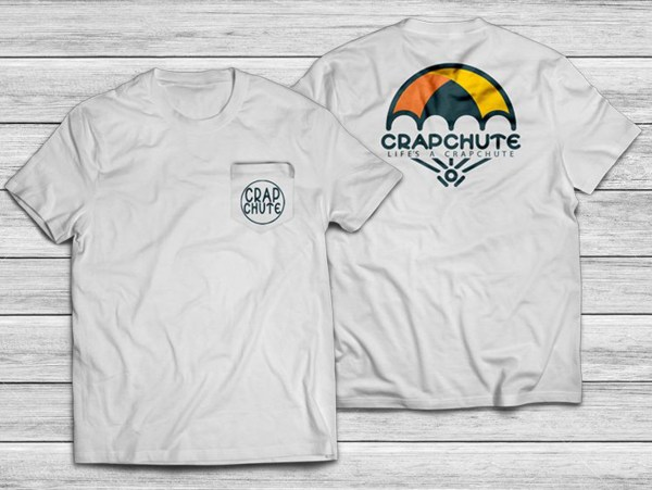 Crapchute - Men's Para Shirt