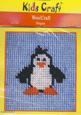 Original penguin design