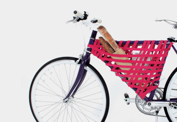 Turning Your Bike Frame Into A Woven Basket Boing Boing