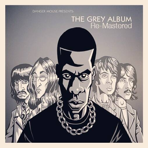 Grey Album remastered by golden-eared engineer / Boing Boing