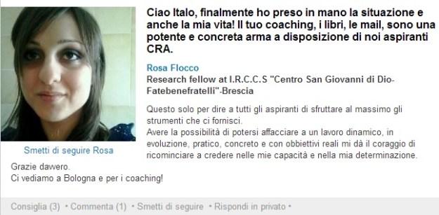 Coaching Rosa