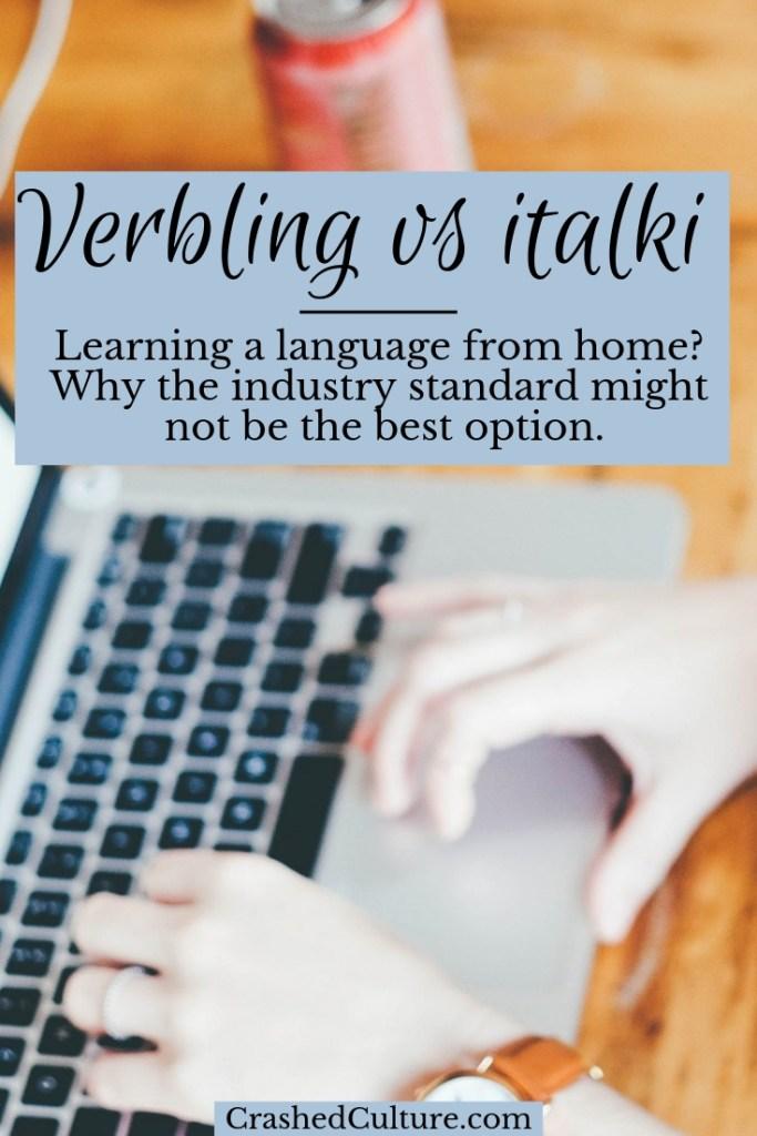Verbling vs italki review