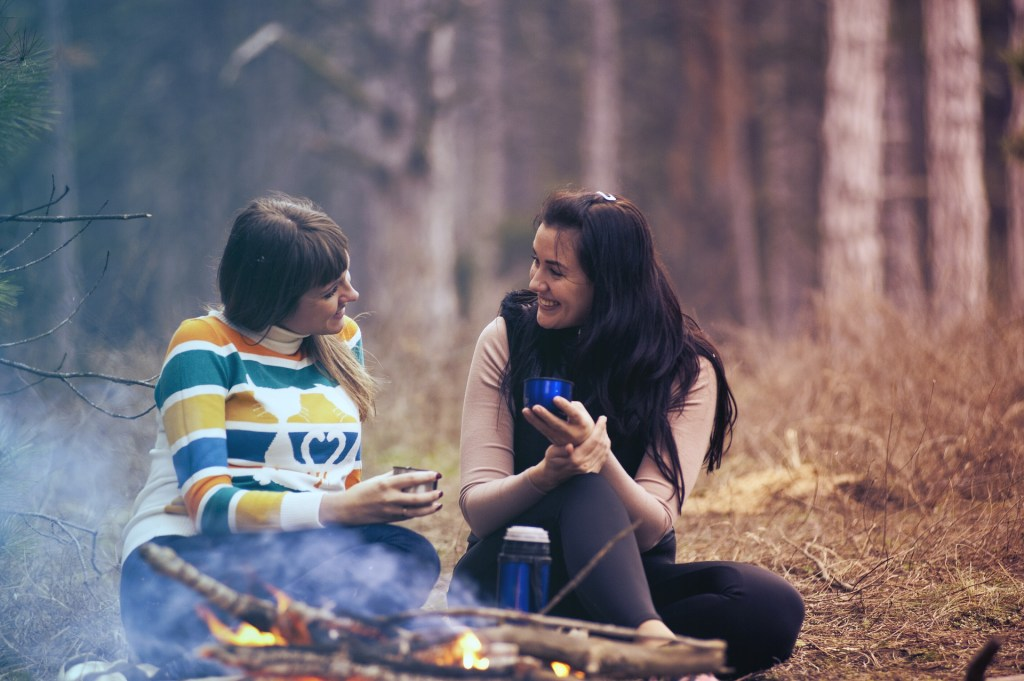 Sometimes it's better to find a conversation partner your age