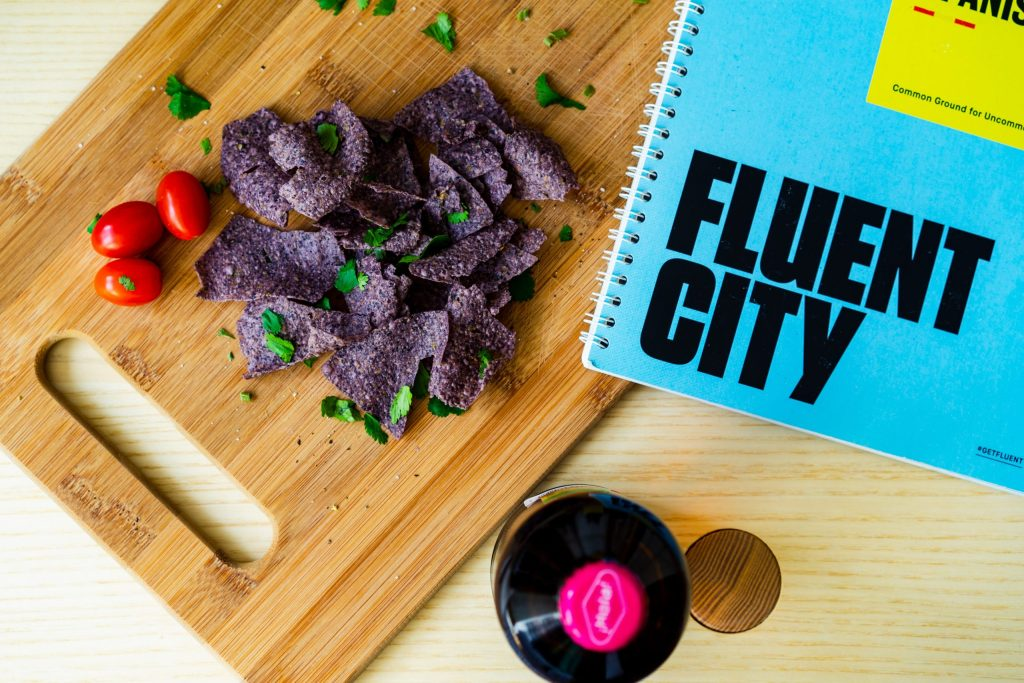 Fluent City notebook