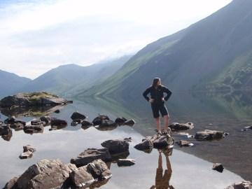 Hiking in the Lake District, Cumbria