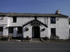 Kirkstone Pass Inn, 14th C