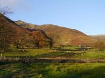 Mountains meet rural