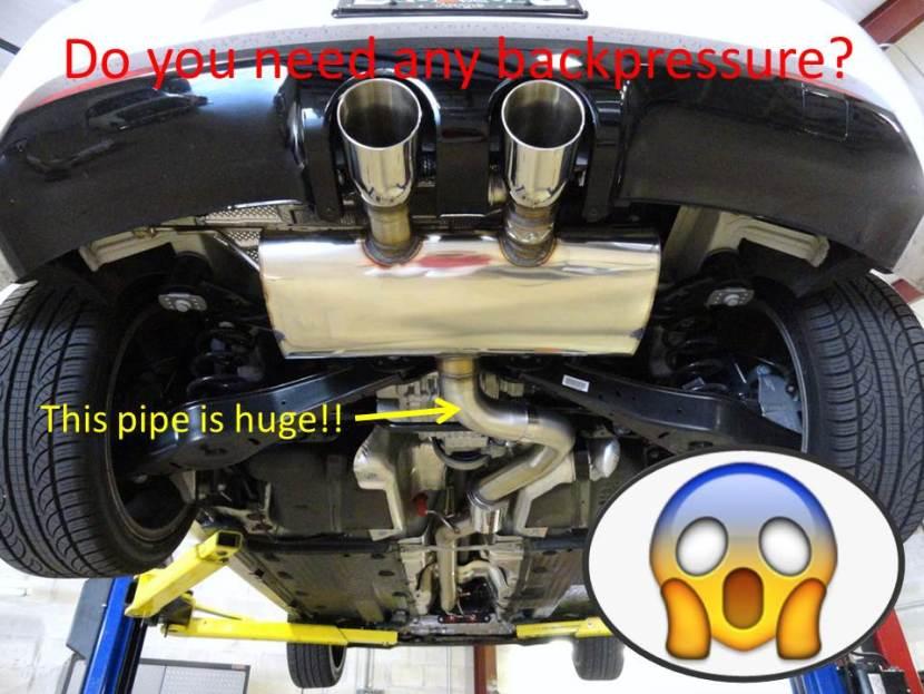 Big Exhaust