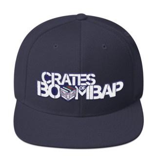 crates of boombap snap back