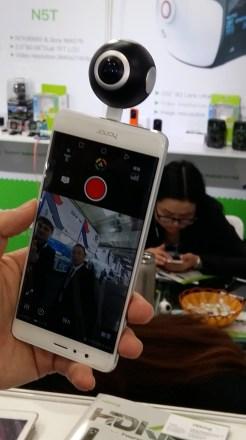 VR-Kamera To Go - schon bald wird jeder Nutzer von Internet Plattformen seine eigene VR-Welt ins Netz stellen