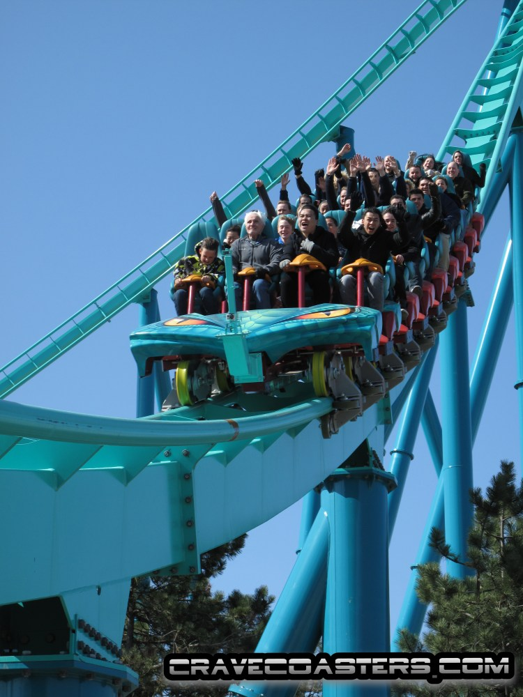 First Ride: Leviathan Unleashes Its Fury (3/6)