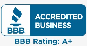 BBB A+ Accredited Business emblem