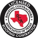 Roofing Contractors Association of Texas emblem