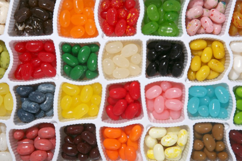 10 Surprising facts about Jelly Beans