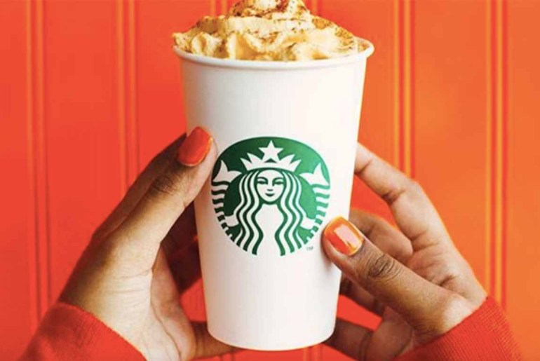 10 things you never knew about Starbucks' Pumpkin Spice Latte