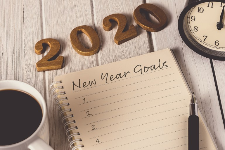 25 Healthy New Year's Resolutions you can actually keep