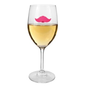 5 clever gifts for the wine or beer lover in your life_wine_glass_mustaches