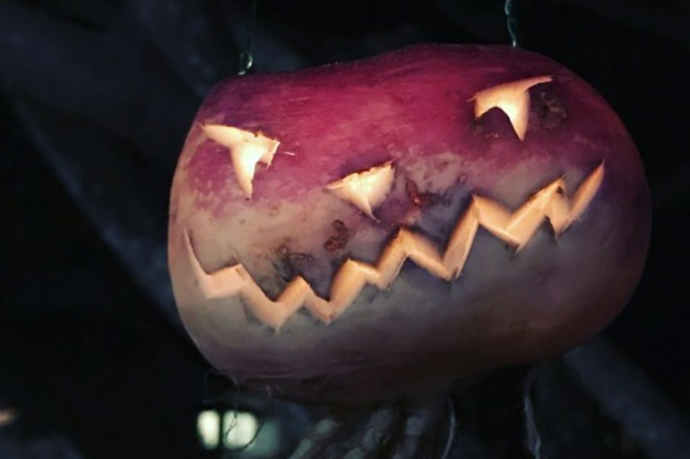 8 Foods you can carve that aren't pumpkins