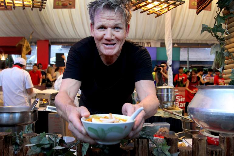 Cooking tips and techniques by Gordon Ramsay by Everybody Craves