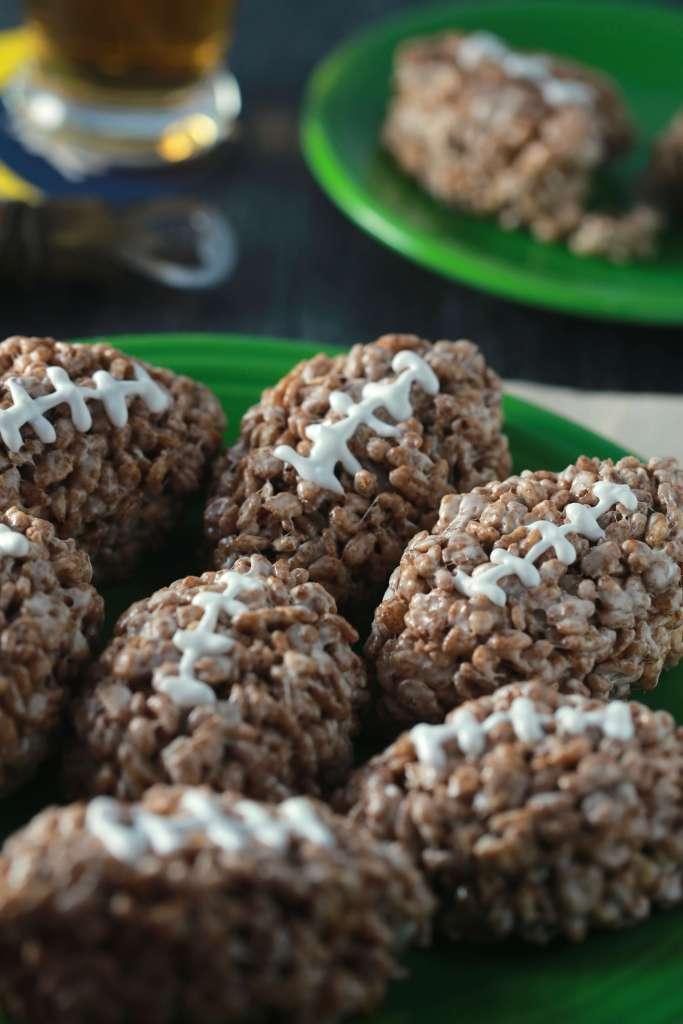 Cocoa Krispie Treat footballs a fan favorite_meghan_rodgers_1