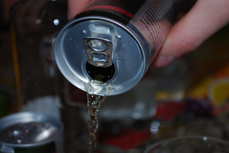 Energy drinks worse for you than caffeine alone