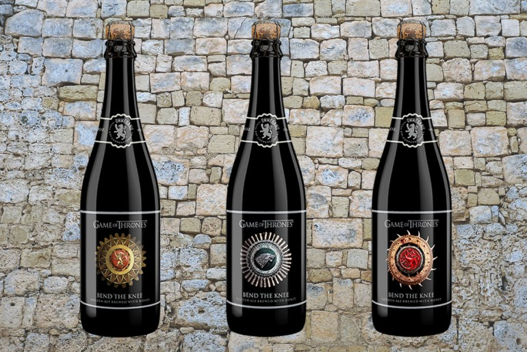 Game of Thrones Golden Ale arrives in time for season 7 by Everybody Craves