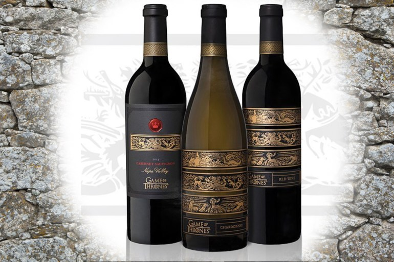 'Game of Thrones' Wine