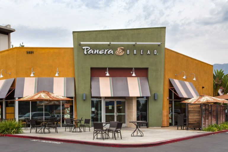 Gluten-Free foods you can order at Panera Bread