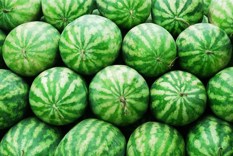 Here's how to pick the best watermelon