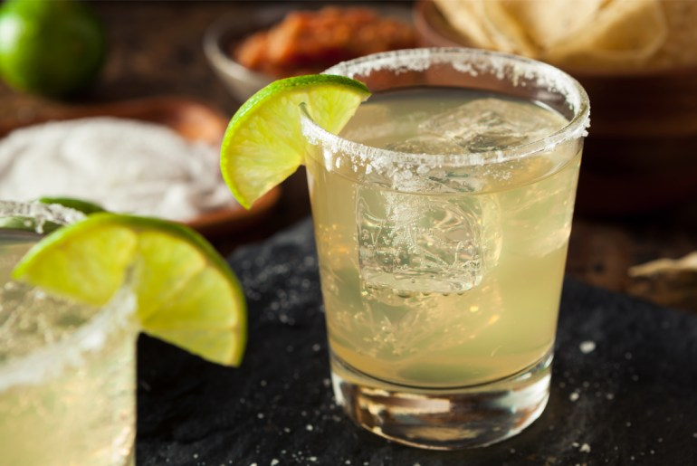 How to make an all-natural margarita with just three ingredients